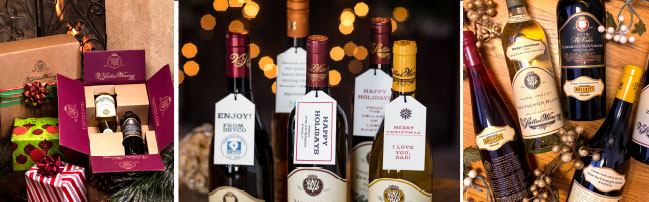 Personalized wine gifting